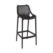 Malibu Bar Stool MALIBK9018 Black