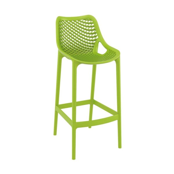 Malibu Bar Stool MALIBK9018 Green