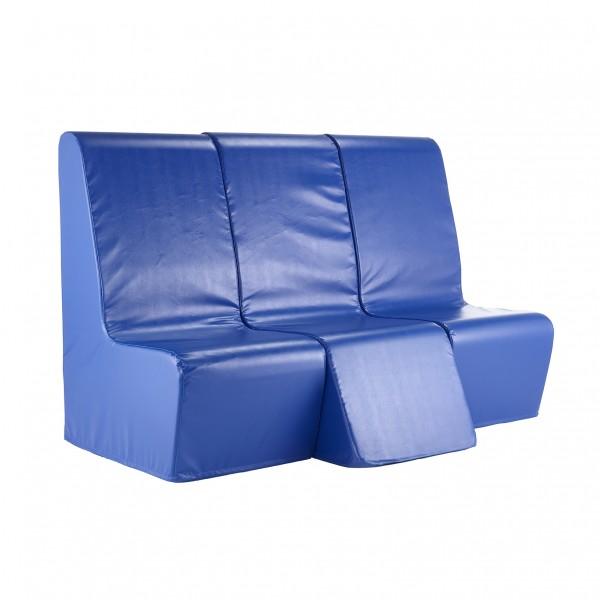 Blue Vandal High Back 3-1