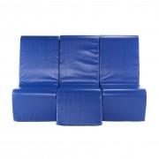 Blue Vandal High Back 3-2