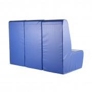 Blue Vandal High Back 3-4