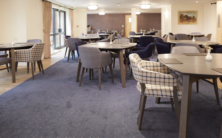 Knightsbridge Provide Furniture for Care Homes Scheme