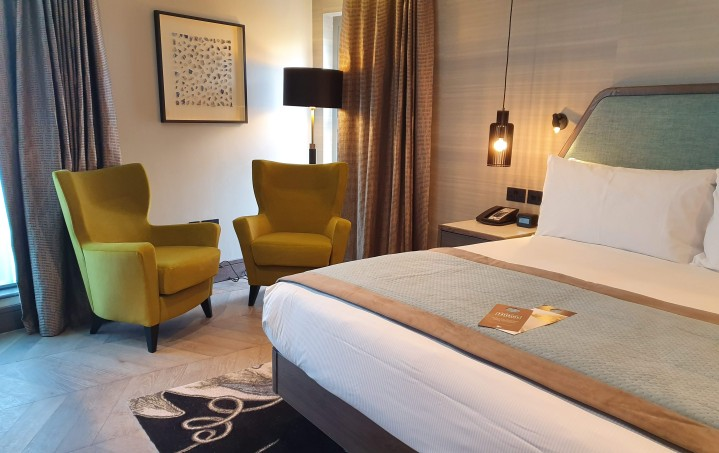 Jenny Adds Style and Comfort to Hilton DoubleTree